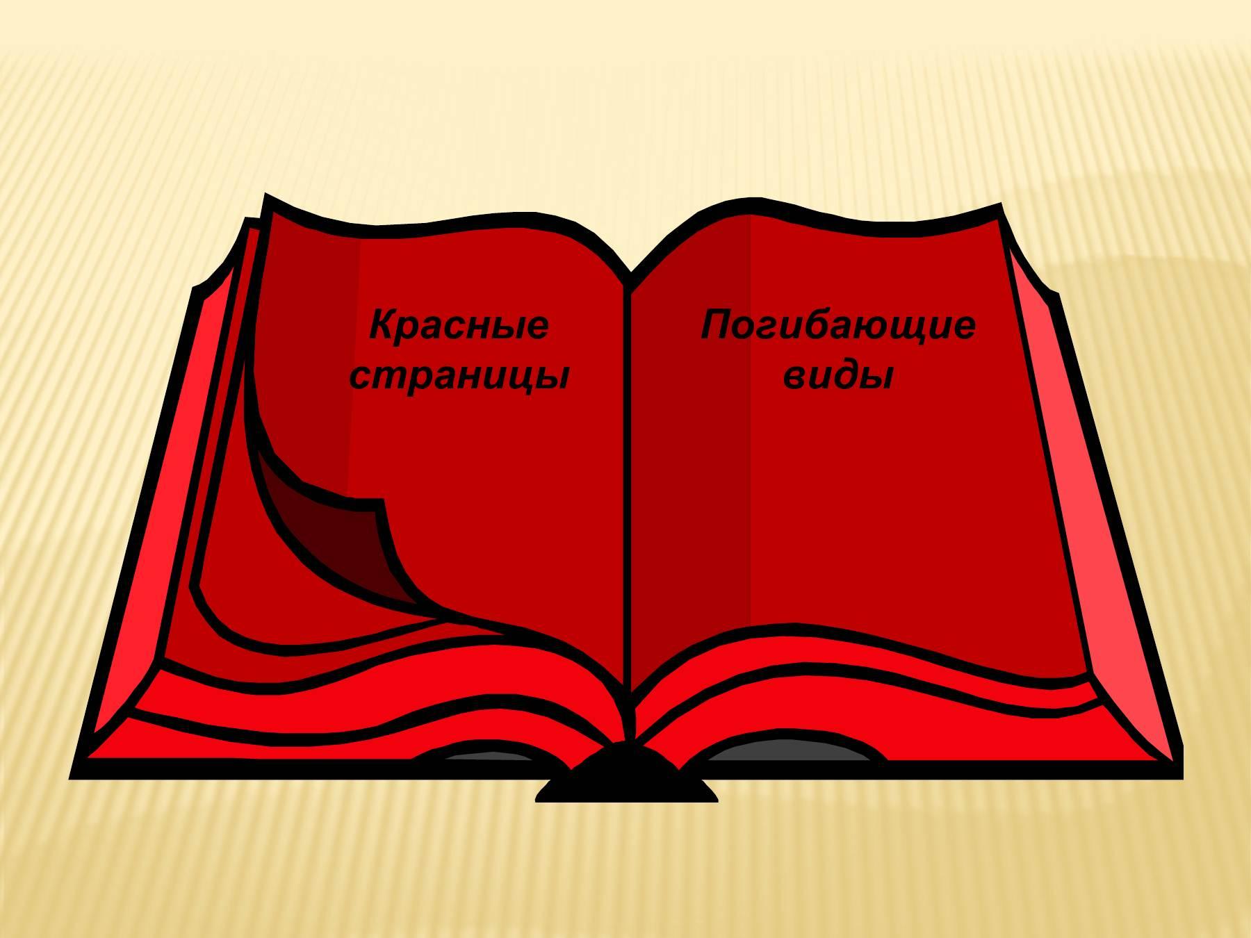 Картинка с надписью красная книга