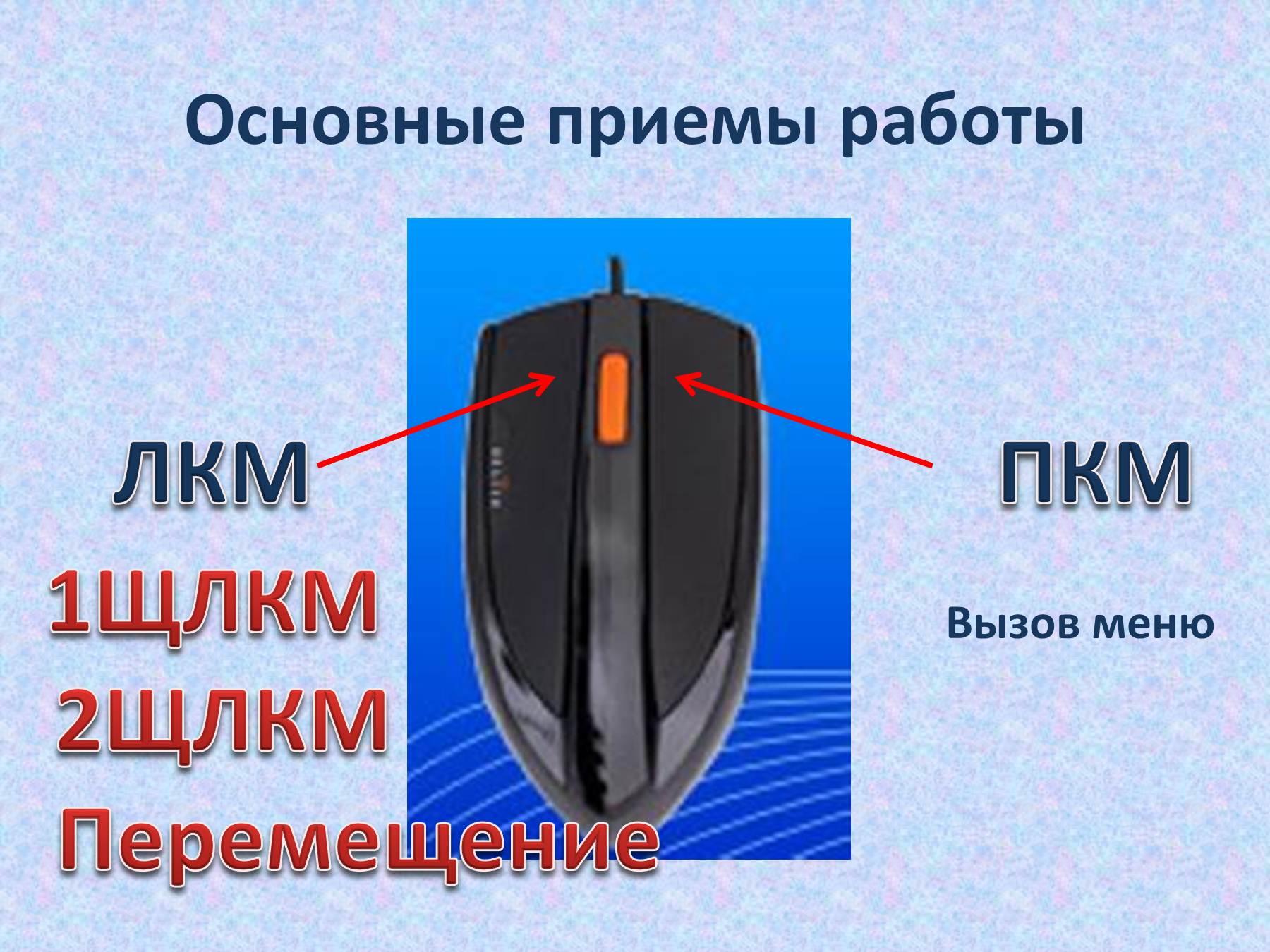 Почему левая кнопка мыши нажимается дважды