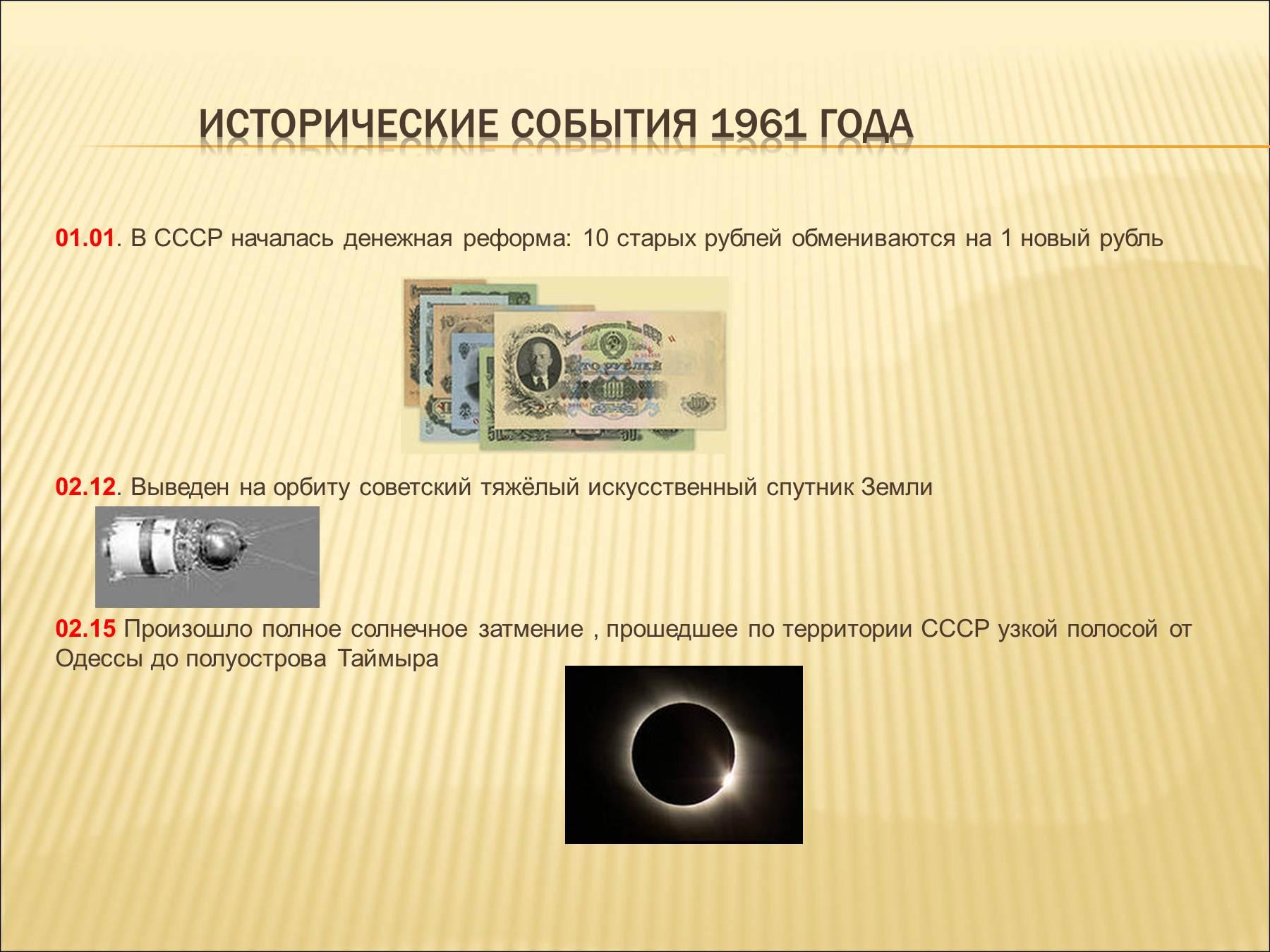 Создания календаря исторических событии