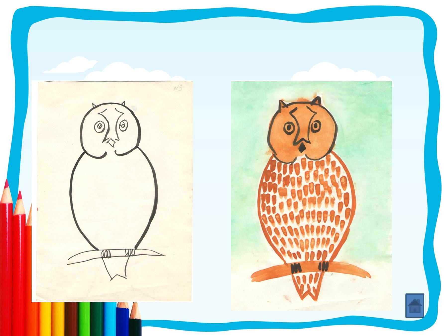 2 картинки рисование по номерам