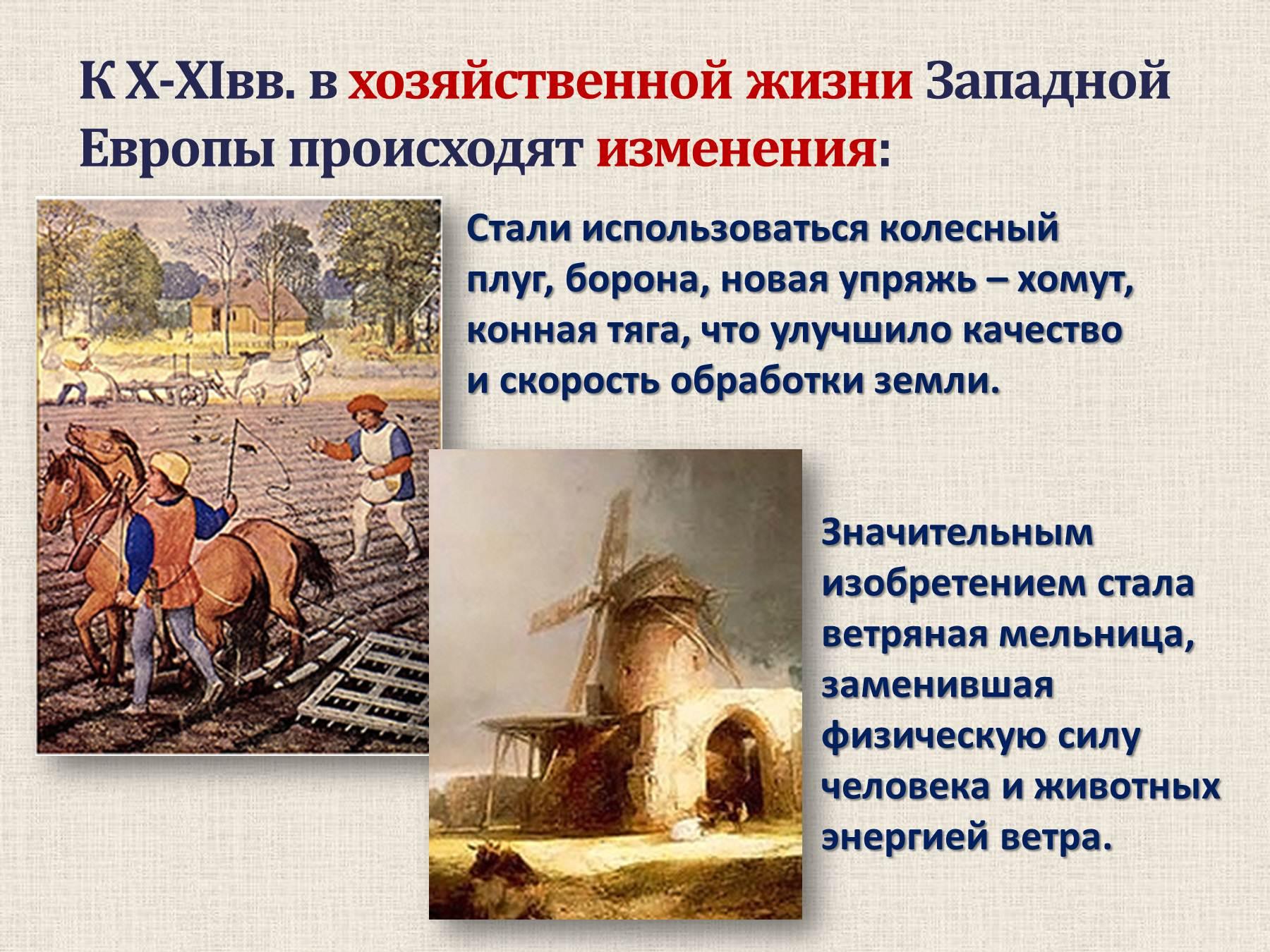 средневековый город- презентация по истории 6 класс