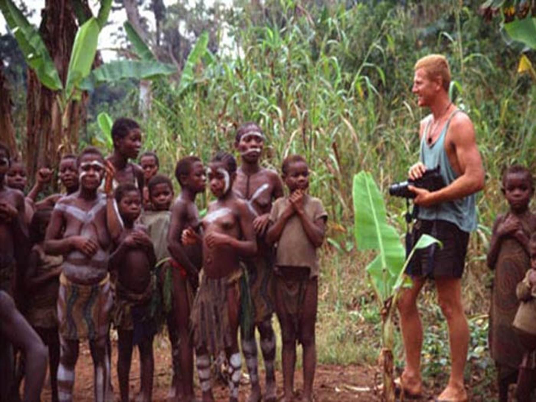 Фото африканских негров 5 фотография