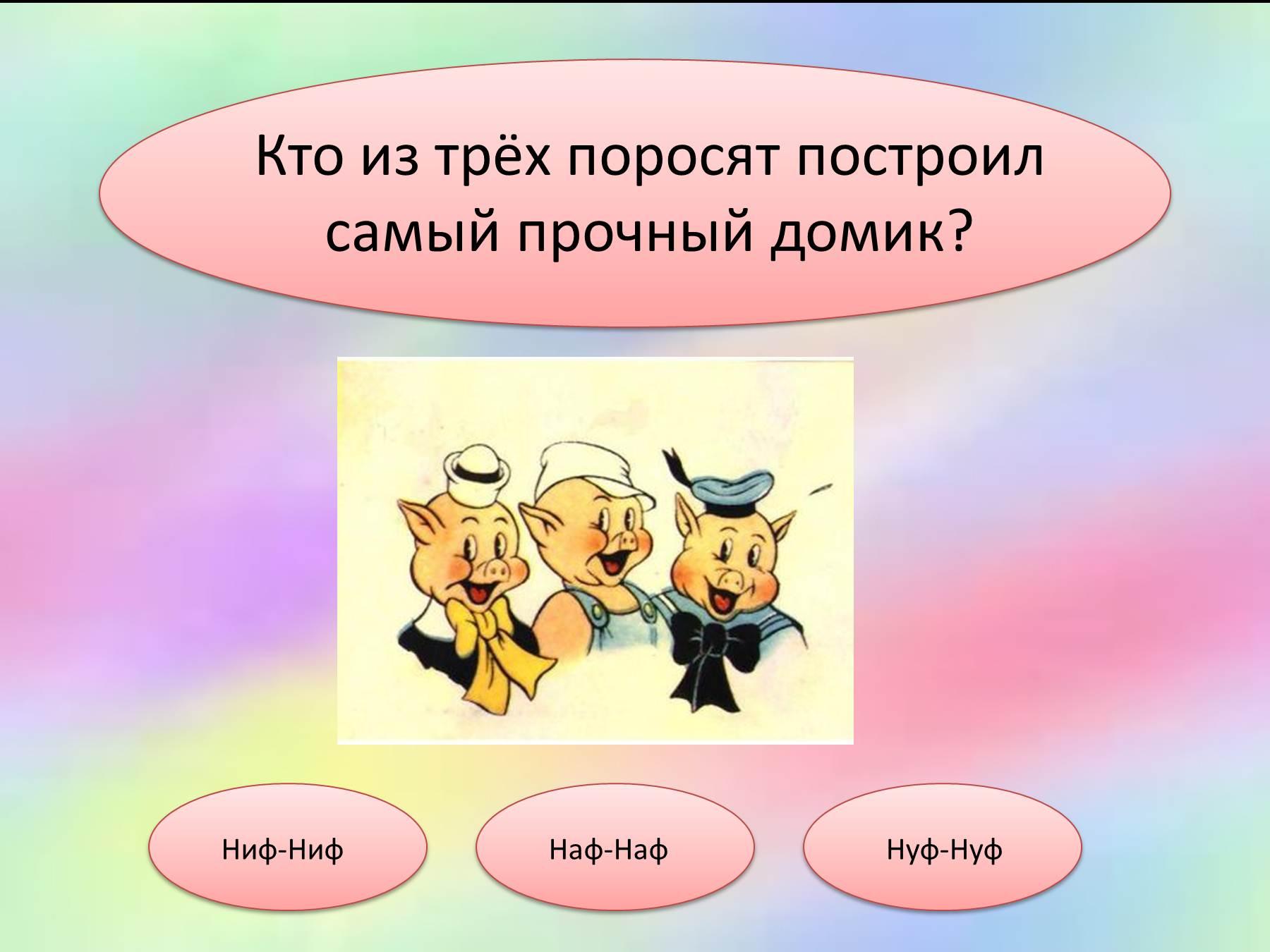 Презентации викторин и конкурсов в начальной школе