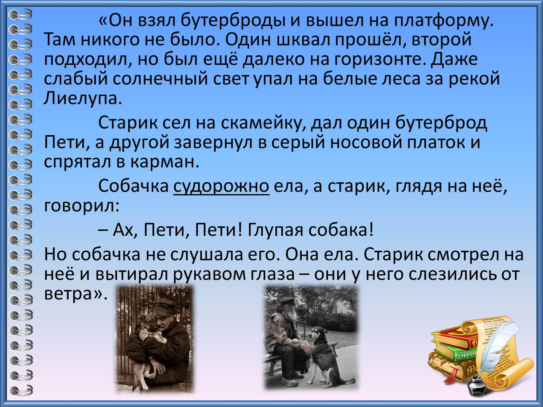 презентация о константине паустовском