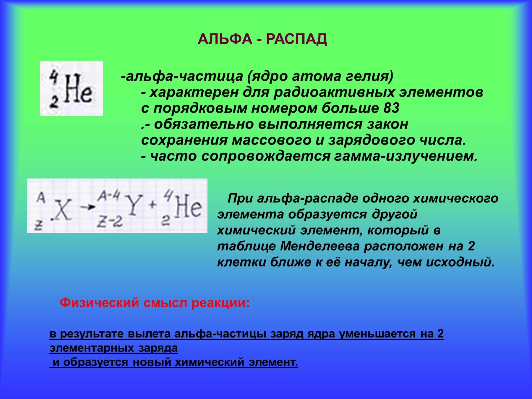 презентации по теме радиоактивность по физике