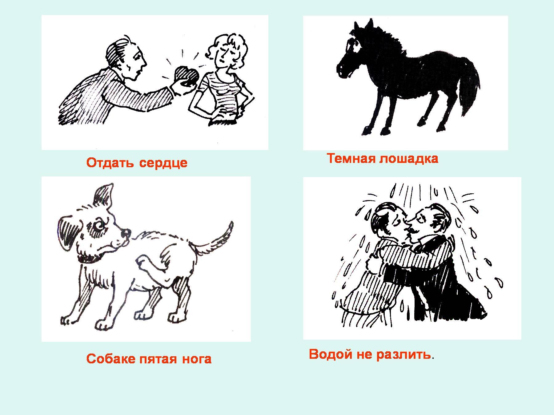 фразеологизмы примеры и картинки точки светящегося